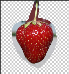 Strawberry transparency
